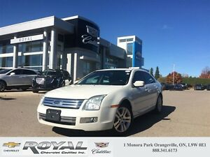 2008 Ford Fusion SEL 3.0L V6 * SUNROOF * LEATHER