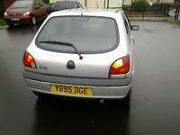 Ford fiesta moted