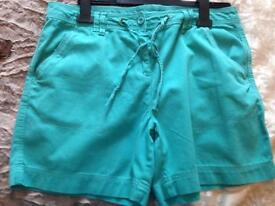 Ladies shorts size 12(sold pending collection)