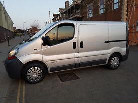 Renault Trafic 1.9 Dci. 2005 Silver 11 months MOT SWB - similar to Vivaro *NO VAT*