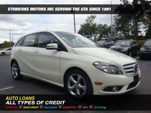 2013 Mercedes-Benz B-Class B-250 / LEATHER / BACK-UP CAM