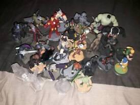 Disney infinity figures 2.0 3.0