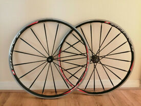 Fulcrum racing 1 - Campagnolo Hub - Used - Excellent near new Condition.