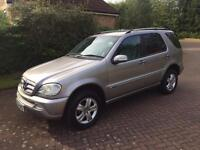 Wanted Mercedes Benz ml petrol or diesel any year top cash prices