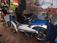honda 50 motorbike