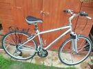 Gents Cannondale Hybrid/ Mountain Bicycle 17'' Frame Fully Serviced
