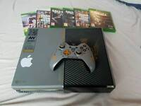 Xbox one 1tb advance warfare