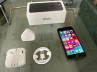 Black Apple Iphone 7 32GB Factory Unlocked To All Networks + Warranty