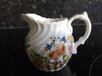 AYNSLEY COTTAGE GARDEN CREAM JUG