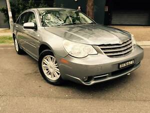 2008 Chrysler Sebring Luxury Auto Leather Interior Logbook 4 Cyl Sutherland Sutherland Area Preview
