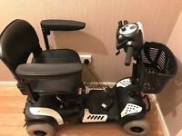 wee scooter Mercury Prism sport Travel Mobility Scooter RELISTING DUE TO TIME WASTERS