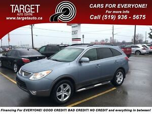 2007 Hyundai Veracruz GLS 7-Pass Fully Loaded Leather And More