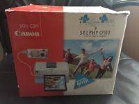 SELPHY CP510 Canon Photo Printer