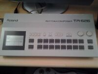 Vintage Roland TR-626 Rhythm Composer-Midi-Drum Machine