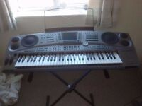 Casio MZ 2000 Keyboard. IMMACULATE CONDITION!