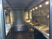 HIGH SPEC FOOD TRUCK IN IMMACULATE CONDITION