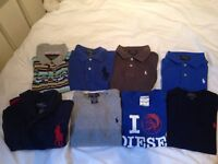 Ralph Lauren Ted Baker Diesel boys t shirts 3-4 years old - great price