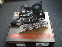 roller skates for woman - LIKE NEW! Used only twice!