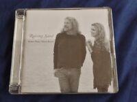 Raising Sand CD Album 2007 Robert Plant Alison Krauss