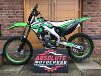 2011 Kxf250 Efi