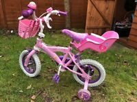 Pink children's bike £40ono