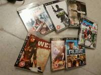 Ps3 slimline 120gb + games