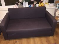 IKEA Ullvi 2 seat sofa bed