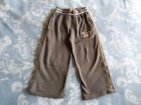 Sainsbury's TU Joggers Trousers Nearly New 3-4 years Children's Clothes