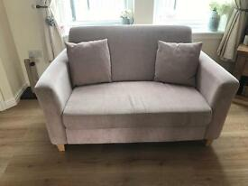 Love seat / snuggle seat / two seater sofa