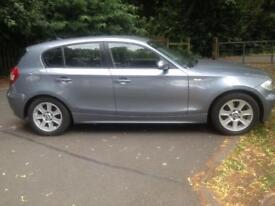 2005 (54) BMW 1 series 120i 1995 petrol (FSH)172 BHP