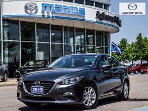 2015 Mazda MAZDA3 GS-HTD Seats, Navigation, Back Up Cam, Bluetoo
