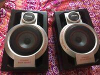 Phillips speakers