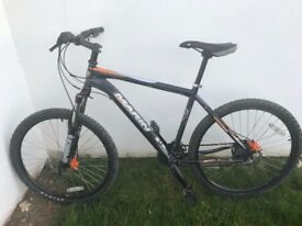 Marin adult mountain bike good working order,disc brakes front and back