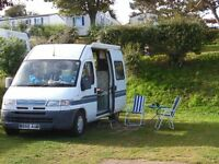 Citroen Relay Campervan