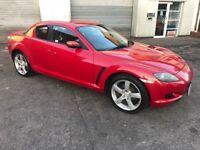 Mazda RX-8 – spares or repairs