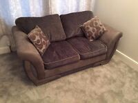 DFS Shannon Sofa - 2 x Two Seater For Sale