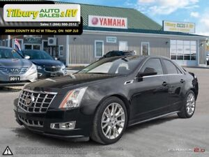 2013 Cadillac CTS Performance. *Back up cam. Pano SunRoof. Bose*