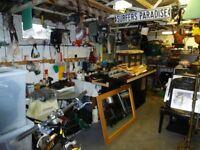 Antique / Vintage / Colectables / Various Items GARAGE SALE in EN9