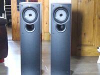 KEF Q35 floorstanding speakers