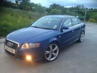 Audi A4 S-Line 2.0L