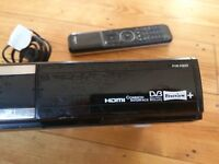 Humax Freeview Box PVR-9300T with remote control