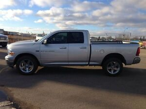 2011 Ram 1500 SLT 4x4- Low kms-warranty-no p Regina Regina Area image 2