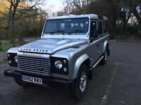 2012 Land Rover Defender 110 County Station Wagon XS