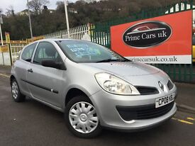 2008 08 Renault Clio 1.2 16v Extreme 3dr 5 Speed Manual Petrol Low Miles