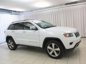 2015 Jeep Grand Cherokee LIMITED 4x4 NAVIGATION