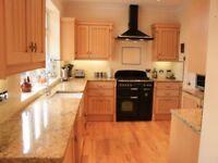 Full kitchen - including range cooker and granite worktops