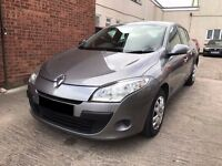 Renault Megane 1.5 dCi Expression 5 door - 2010, 2 Owners, 12 Months MOT, Drives Great, Diesel £2695