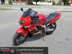 2000 honda CBR600F4i -