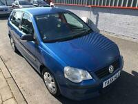 2005 VW Polo 1.2. Long MOT