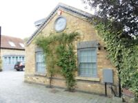 Detached Two bedroom Cottage to Let in quiet mews location.